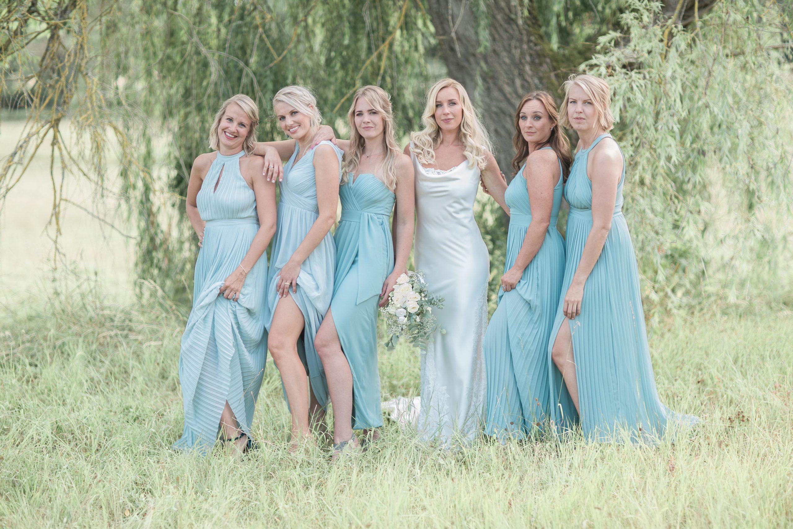 mariage champêtre demoiselle d honneur photos
