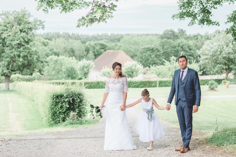 mariage champêtre en île de France
