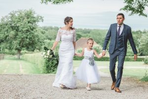 photographie de mariage champêtre