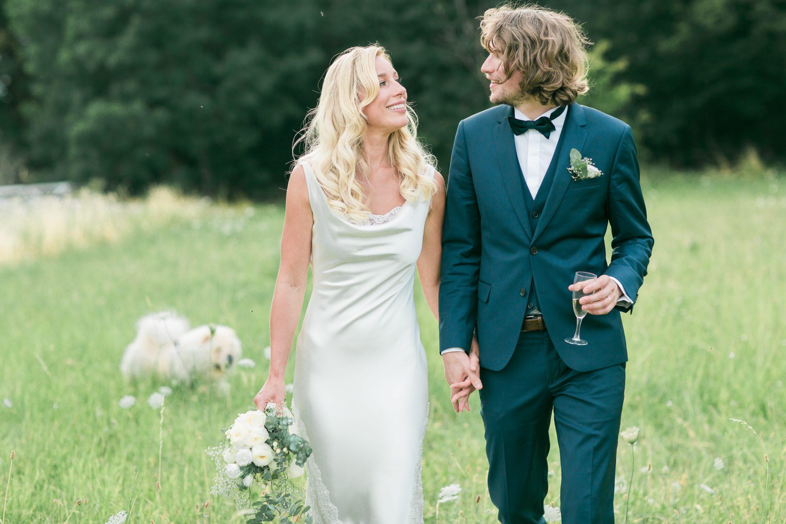 mariage champêtre en France