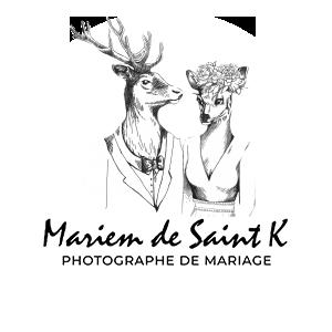 Mariem de saintk photographe mariage champêtre à Paris