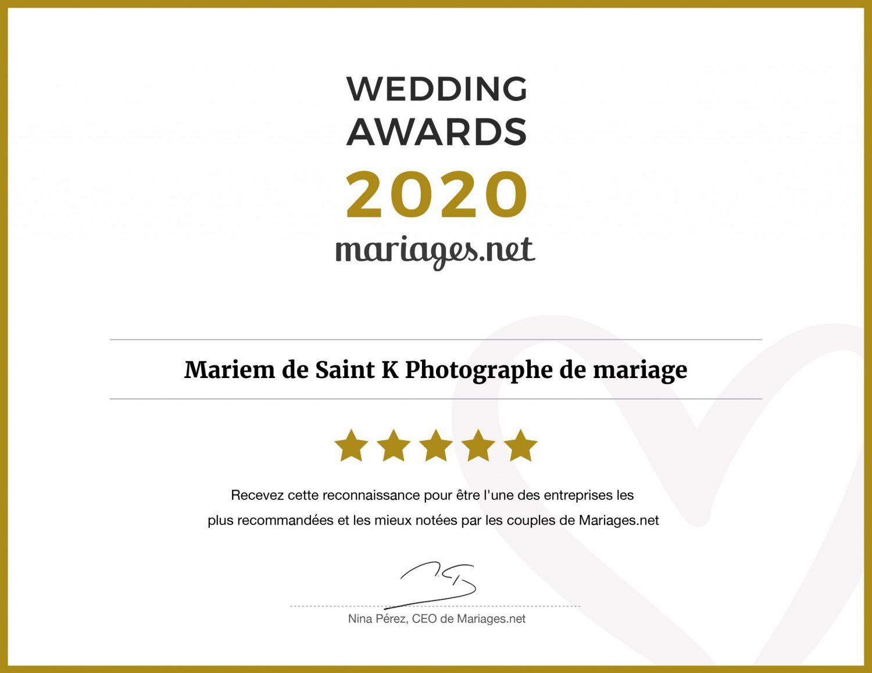 Le meilleur photographe de mariage à paris
