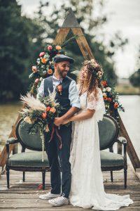 Photographie de mariage paris 16