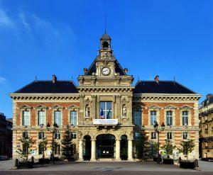 Mairie du 19è arrondissement Paris