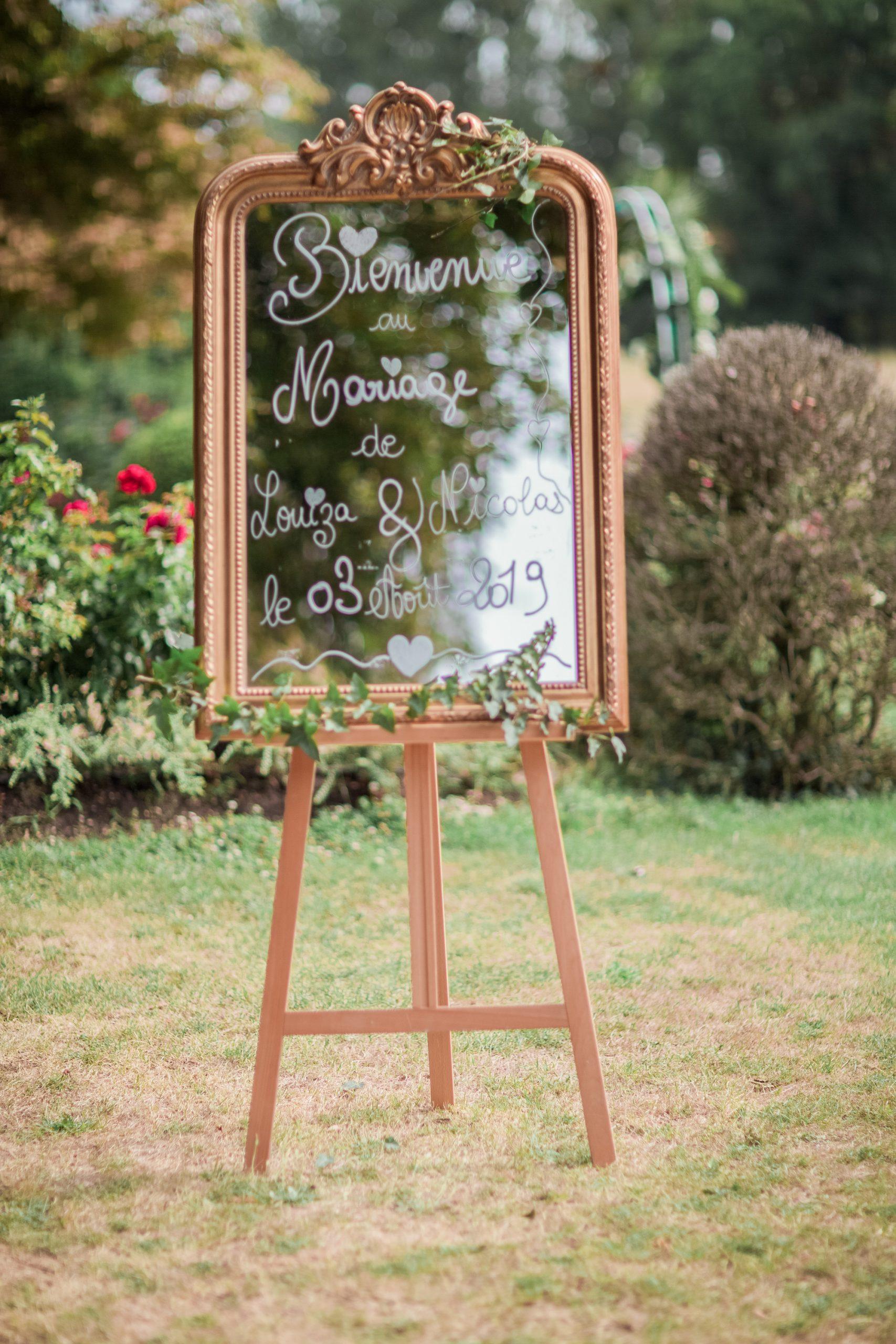 préparation mariage Paris